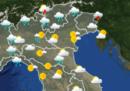 Le previsioni meteo per domenica 20 maggio