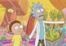 """La serie di animazione """"Rick and Morty""""è stata rinnovata per 70 nuovi episodi"""