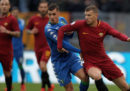 Sassuolo-Roma in streaming e in diretta TV