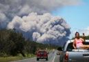 Il vulcano hawaiano Kilauea ha eruttato