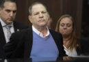 Harvey Weinstein è stato incriminato per stupro e molestie sessuali