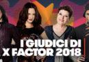 I giudici della prossima edizione di X Factor saranno Asia Argento, Fedez, Manuel Agnelli e Mara Maionchi
