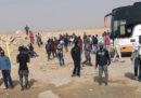 L'Algeria ha abbandonato migliaia di migranti nel deserto