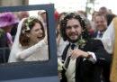 Kit Harington e Rose Leslie si sono sposati