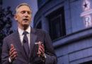 Howard Schultz lascerà la guida di Starbucks