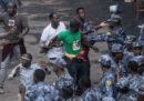 Almeno una persona è morta ad Addis Abeba nell'attacco durante ildiscorso del primo ministro Abiy Ahmed