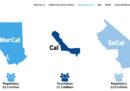 La proposta per dividere la California