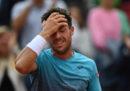 Marco Cecchinato ha battuto Novak Djokovic ed è in semifinale al Roland Garros
