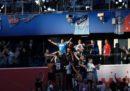 Maradona si è preso la scena durante Nigeria-Argentina
