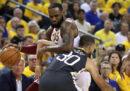 Com'è finita gara-2 delle finali NBA tra Golden State Warriors e Cleveland Cavaliers