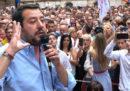 Salvini dice che Minniti ha fatto «un discreto lavoro»