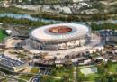 Gli arresti per il nuovo stadio della Roma