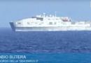 40 migranti sono stati soccorsi da una nave militare statunitense, che però ora non sa che farne