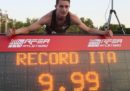 Filippo Tortu ha corso i 100 metri in meno di 10 secondi