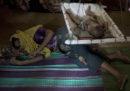 Le donne rohingya stuprate dai soldati birmani hanno partorito