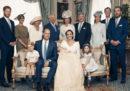 Le foto ufficiali del battesimo del principe Louis