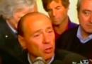 ll video di Berlusconi che nel 1997 si commuoveva parlando di migranti