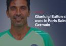 Buffon giocherà nel Paris Saint-Germain