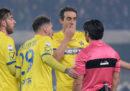 Il Chievo Verona è stato multato e penalizzato di tre punti in classifica per il caso delle plusvalenze fittizie
