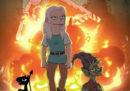 """Il trailer di """"Disincanto"""", la serie Netflix di Matt Groening"""