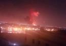 12 persone sono state ferite da un'esplosione in uno stabilimento chimico al Cairo