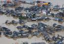 I morti causati dalle forti piogge nel Giappone centro-occidentale sono saliti a 69