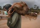 Cos'è rimasto dopo il crollo della diga in Laos