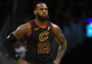 LeBron James giocherà nei Los Angeles Lakers