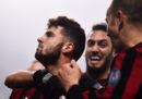 Il TAS ha riammesso il Milan nelle coppe europee