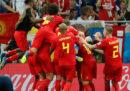 Il Belgio ha eliminato il Giappone e si è qualificato ai quarti di finale dei Mondiali