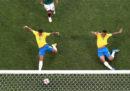 Le foto più belle degli ottavi dei Mondiali
