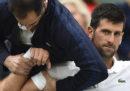 Novak Djokovic sta tornando