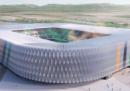 Come sarà il nuovo stadio di Venezia, a Mestre