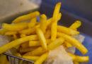 La ricerca della patatina fritta che resta croccante più a lungo
