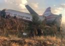 È caduto un aereo a Pretoria, in Sudafrica: ci sono una ventina di feriti