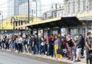 Lo sciopero dei mezzi a Roma e Torino