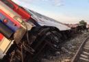 Un treno è deragliato in Turchia, ci sono almeno 24 morti