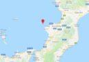 C'è stato un terremoto di magnitudo 4.4 in Calabria