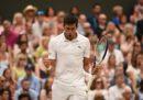 Novak Djokovic ha battuto Rafael Nadal e si è qualificato per la finale di Wimbledon