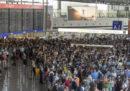 È stata evacuata parte dell'aeroporto di Francoforte per un errore di un addetto alla sicurezza