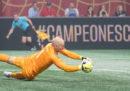 La telecronaca di Juventus-MLS All Stars l'ha fatta un giocatore in campo