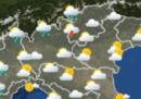 Le previsioni meteo per lunedì 6 agosto