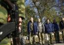 Sei persone sono state arrestate in Italia con l'accusa di aver partecipato al conflitto nell'Ucraina orientale