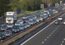 Informazioni sul traffico del weekend sulle autostrade italiane
