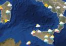 Le previsioni meteo per venerdì 24 agosto
