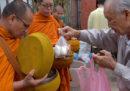L'obesità dei monaci buddisti