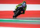 MotoGP: l'ordine di arrivo del Gran Premio d'Austria