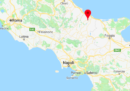 Il terremoto di giovedì sera in Molise