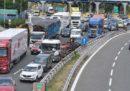 Le informazioni sul traffico di oggi e domani