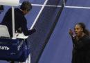 Cos'è successo con Serena Williams agli US Open